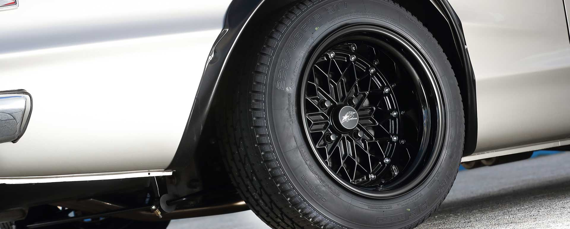 Find Wheels  & Tyres